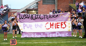 Football dominates Chiefs; prepares for Eastmont battle