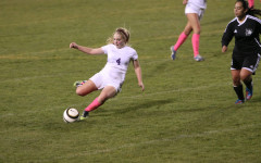 Girls soccer off to districts after senior night Davis defeat
