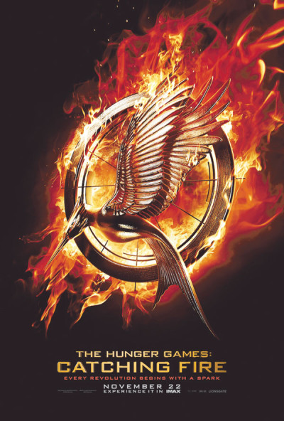 The Hunger Games Trilogy: Catching Fire