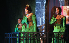 Shrek the Musical opens with a bang