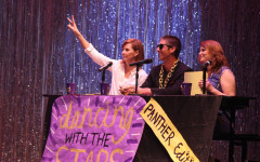 Panther Dancing with the Stars shimmies the audience