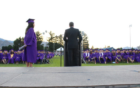 Class of 2014 makes a grand, purple exit
