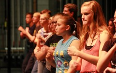 Hairspray production team casts 87 students, begins rehearsals
