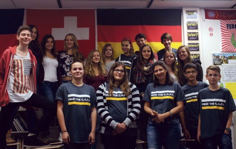 From Germany to America: 18 students visit WHS on exchange