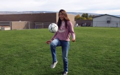 Freshman plays key role on girls soccer team