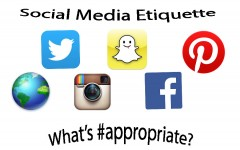 Social media etiquette: What's #appropriate