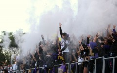 The loud, the proud, and the positive 'Panther Pit'