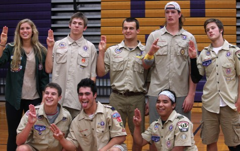 """""""Troop 2″ makes a comeback to win Buff Puff championship"""