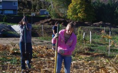 Community participates in annual Make a Difference Day