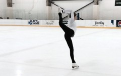 Dreams playing out on ice: Figure skating