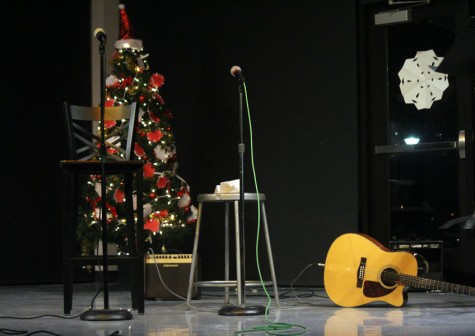 Holiday spirit: Can you hear it (at Cocoa Cafe)?