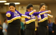 Apple-Ettes end first competition season