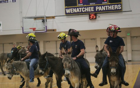 Donkey Basketball raises $1,800 for March of Dimes