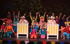 Student leadership sends 'Free To Be' to the stage