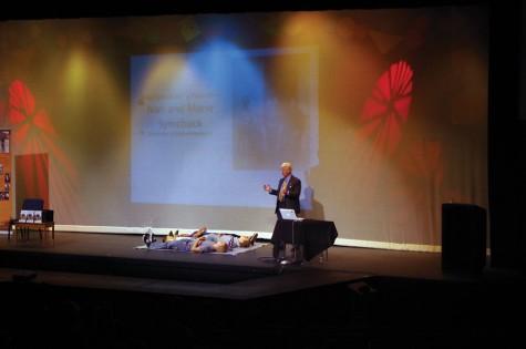 Holocaust survivor educates WHS juniors