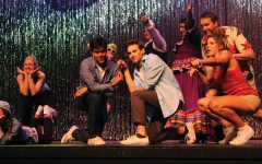 Panthers compete in 'Dancing with the Stars'