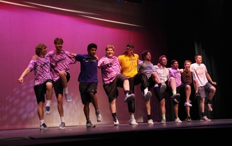 Mr. Panther candidates ready to hit stage for 12th annual pageant