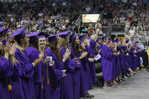 Students say goodbye to WHS at 111th commencement ceremony