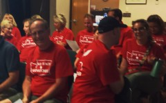 School board approves budget, grants teachers three percent cost of living adjustment