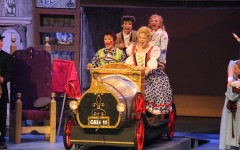 "Chitty Chitty kicks off opening night with a ""bang"""