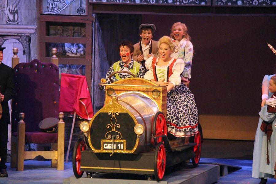 """Chitty Chitty kicks off opening night with a """"bang"""""""