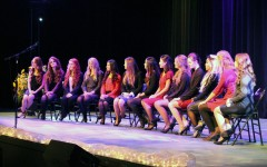 Top 13 Apple Blossom candidates speak to win student votes