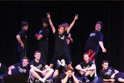 Mr. Panther competition benefits Funk family