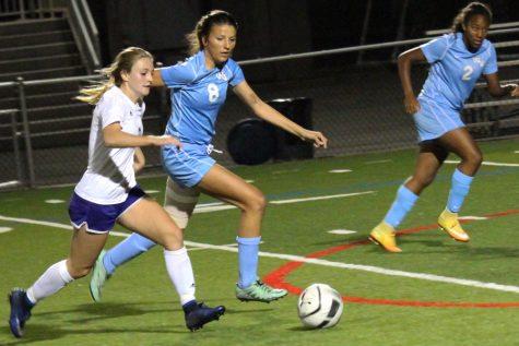 Wenatchee girls varsity soccer team loses to West Valley