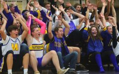 Pep assembly rallies student body against Wildcats and cancer