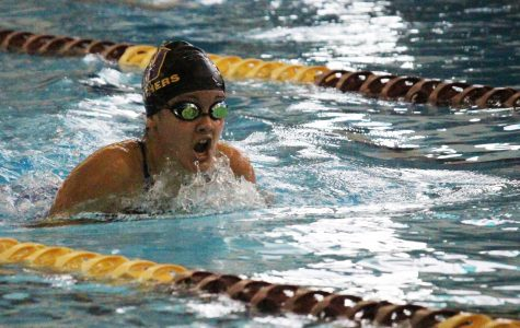 Wenatchee swimmers dominate district meet