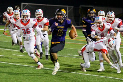 Wenatchee falls to West Valley