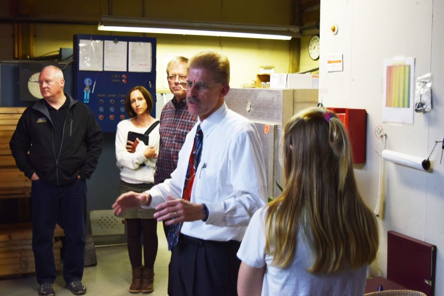 Students explore coronary career choice