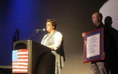 Veterans Day assembly honors soldier sacrifice
