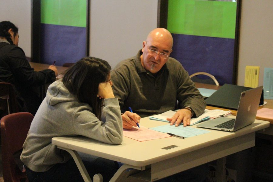 Counselors tackle scheduling challenges
