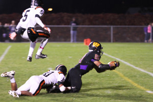 Another football win keeps Panthers first in league