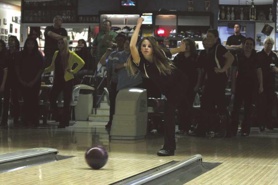Varsity bowlers begin season strong with high hopes for ...