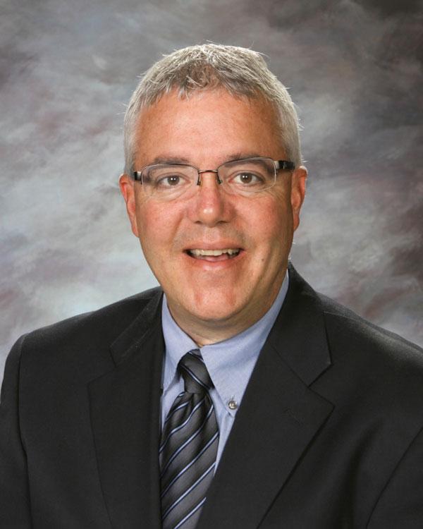 WHS Principal Bob Celebrezze