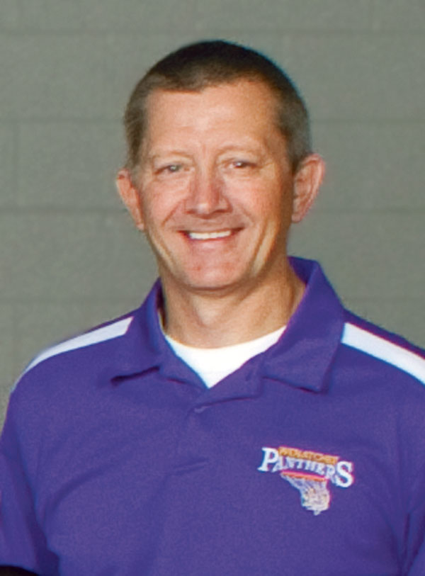 Former varsity basketball coach Ron Stone was placed on administrative leave Jan. 15.
