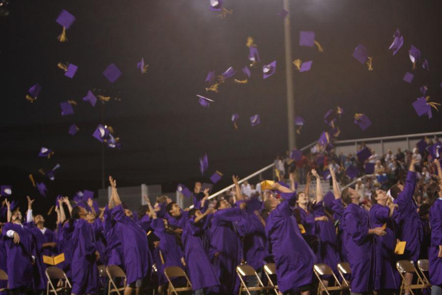 2014+Wenatchee+High+School+graduation+file+photo%2C+held+at+the+Apple+Bowl+since+2002.