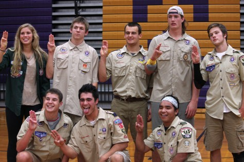 """Troop 2"" makes a comeback to win Buff Puff championship"