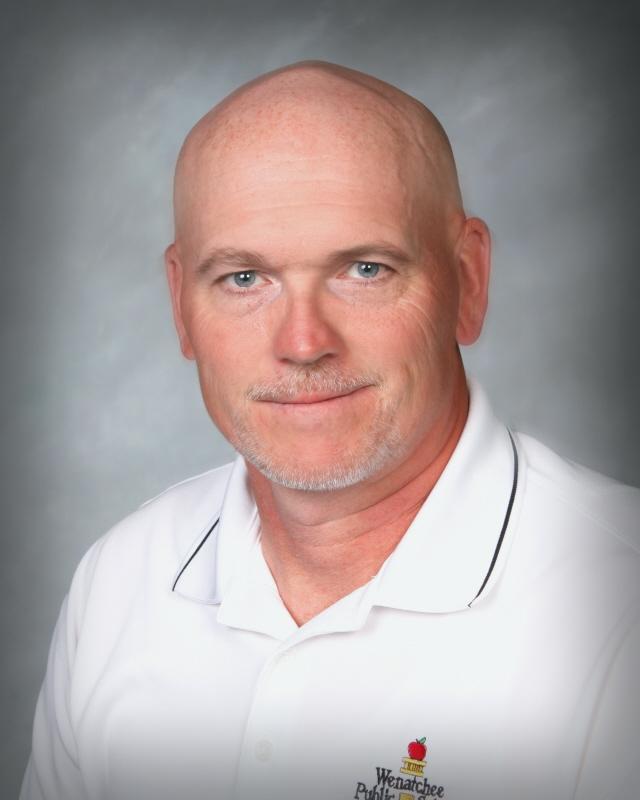 Athletic Director Jim Beeson