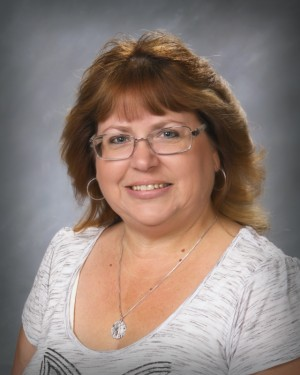Student Support Specialist Amy McCubbin
