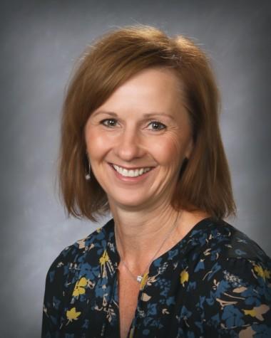 Assistant Principal Donna Moser