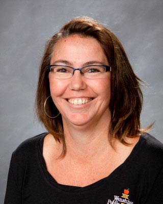 Executive Director of Human Resources Lisa Turner
