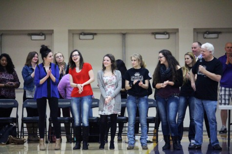 State-winning bowling team recognized in assembly