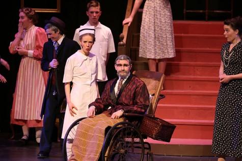 WHS drama club raises curtains for spring play