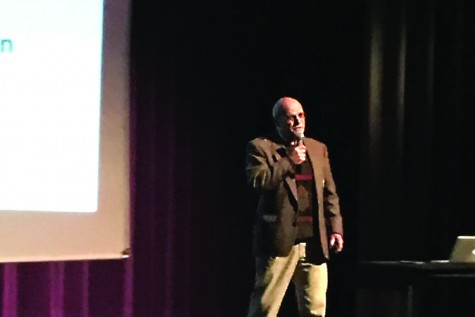 Holocaust survivor speaks on his trials