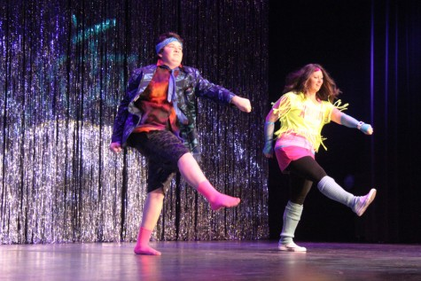 ASB election assembly features dancers