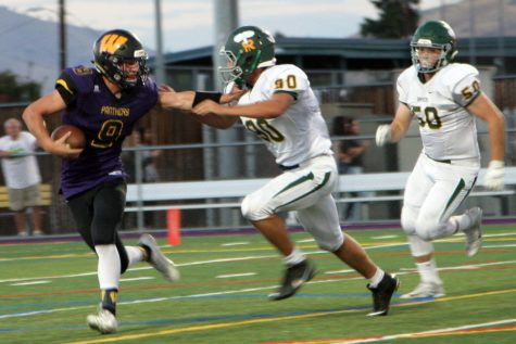 Wenatchee football takes a loss to Richland