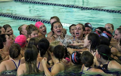 Wenatchee trumps Eastmont in swim meet